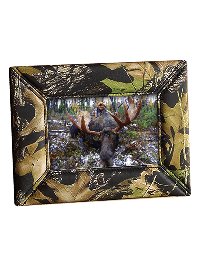 """4x6"""" Camo Picture Frame"""