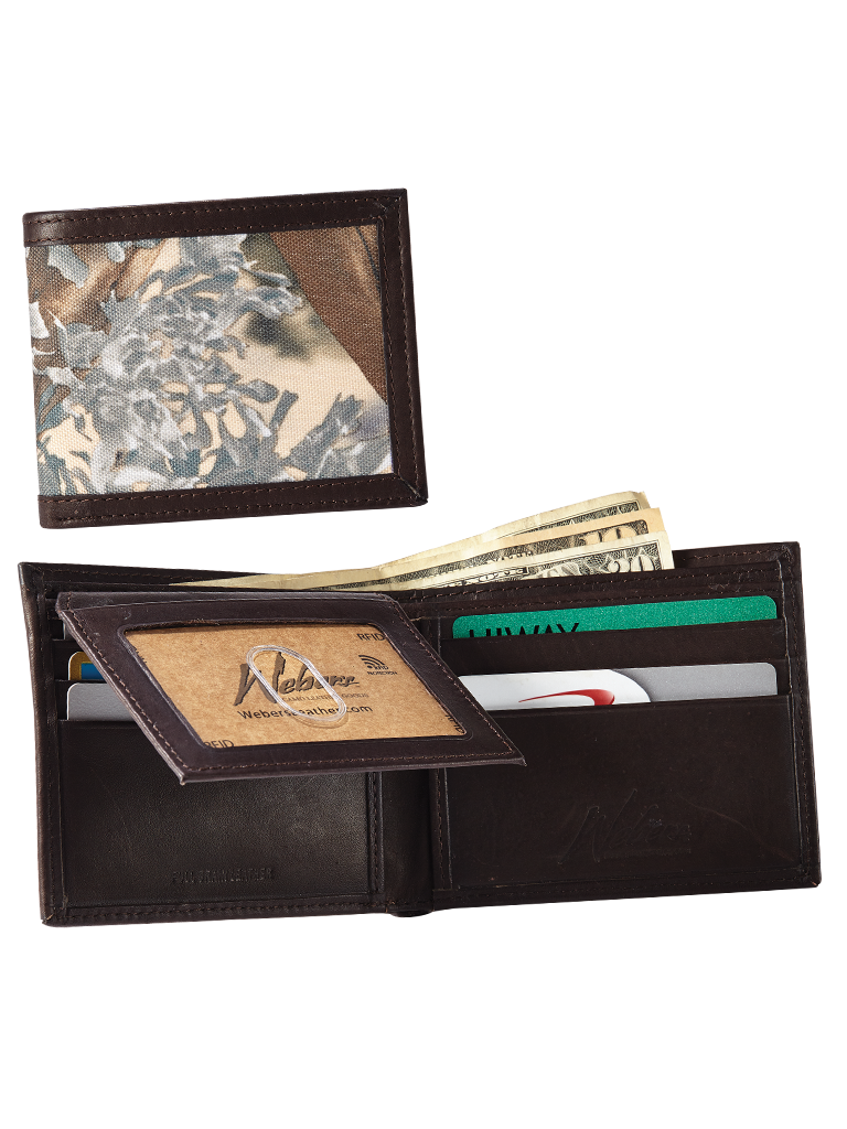 King's Camo Billfold