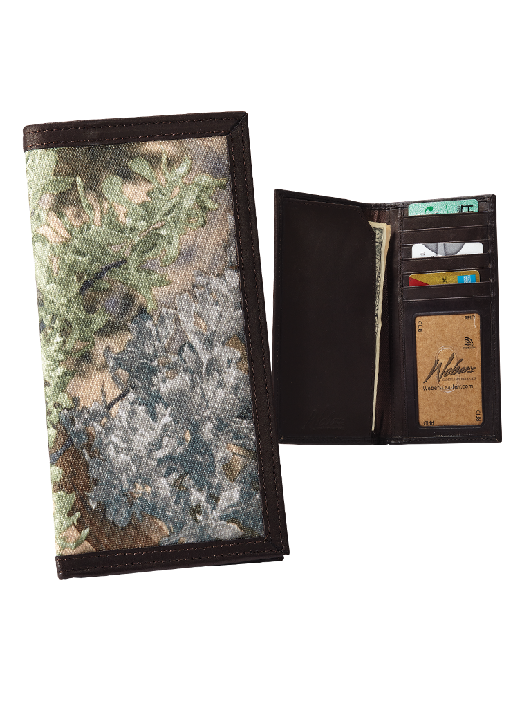 King's Camo Rodeo Wallet
