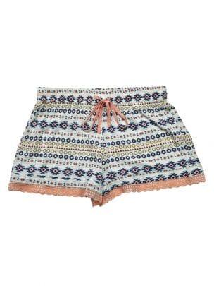 Aztec Sleep Shorts
