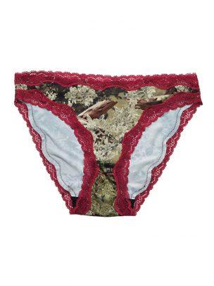 King's Camo Lace Pantie