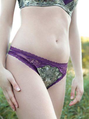 Lace Thong